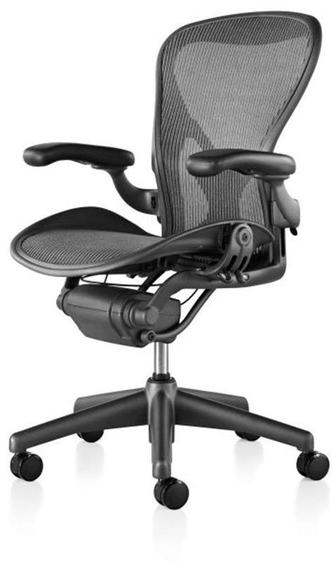 herman miller aeron chair black price review and buy
