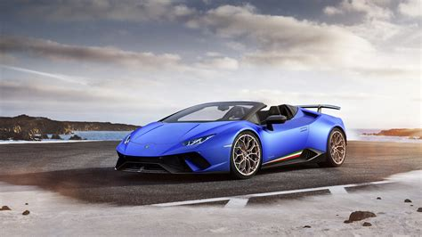 2019 Lamborghini Huracan Pictures by 2019 Lamborghini Huracan Performante Spyder Wallpapers