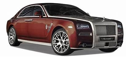 Royce Rolls Clipart Ghost Transparent Gala Phantom