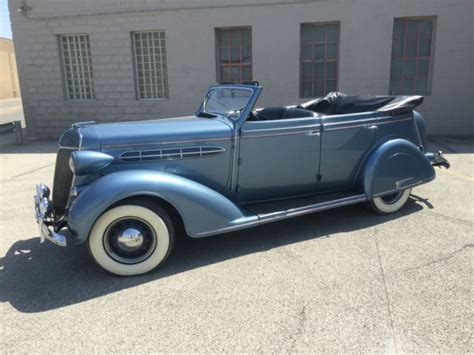 Chrysler Buick by 1936 Chrysler C 6 4 Door Convertible Car Buick Chevy
