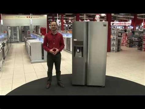 frigo americain 2 portes 2 tiroirs samsung rh 57 h 90707 f eg frigo am 233 ricain doors vid 233 o produit vandenborre be