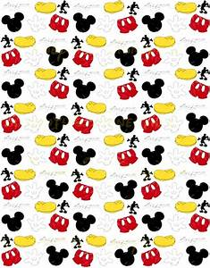 Mickey Mouse Ears Background | www.imgkid.com - The Image ...