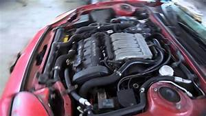 1997 Mitsubishi 3000gt Vr4 Twin Turbo Start And Engine