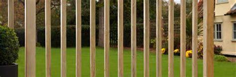 Softwood balustrade railing fixing guidelines