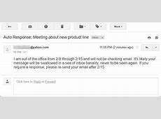 How to Set Up an Out of Office Reply in Yahoo Mail