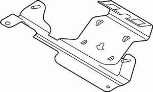 Ford Taurus Engine Control Module Bracket