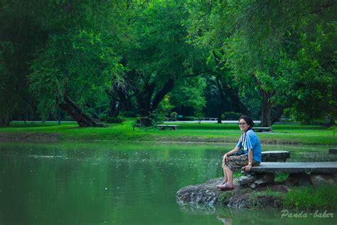 ทุ่งบางกะปิในวันนี้: สวนสาธารณะ