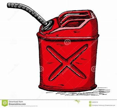 Gas Draw Cartoon Sketch Doodle