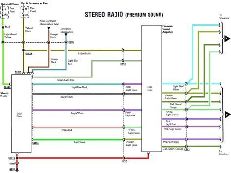 1999 dodge ram 2500 radio wiring diagram wiring