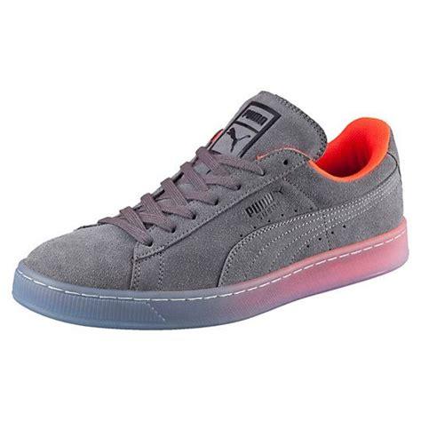 suede classic  fade future mens sneakers