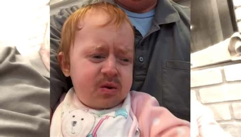 hungover dad face swaps  baby    funniest