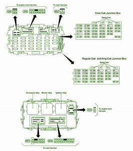 2001 Nissan Frontier Fuse Box Diagram