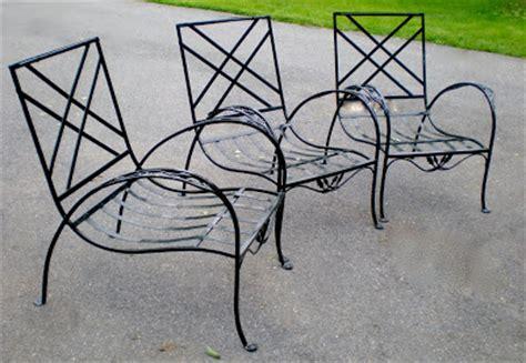 plain elegant antiques salterini wrought iron patio