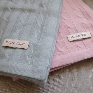 Sport Party Invitations Cashmere Baby Blanket By Plum Ivory Notonthehighstreet Com