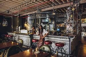 Step Inside 'Truth,' a Steampunk Coffee Shop in Cape Town