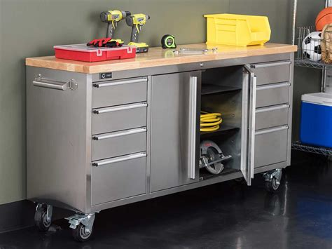 Tool Box Dresser Diy by The Best Tool Chests Of 2017 Portable Budget And Commercial