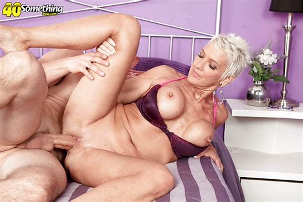 #Busty #Short #Haired #Mature #Woman #Lexy #Cougar #Sporting