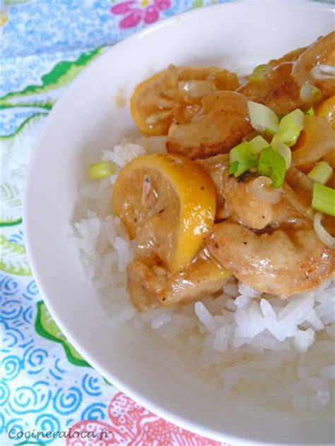 bergamote cuisine poulet à la limette ou citron bergamote blogs de cuisine