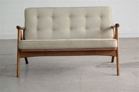 23733 used furniture for 072905 arne hovmand style 2seater sofa or loveseat