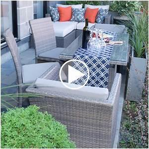 Meuble Pour Terrasse : mobilier de piscine mobilier de piscine with mobilier de ~ Premium-room.com Idées de Décoration
