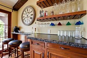 wine-glass-shelf-Wine-Cellar-Rustic-with-ceiling-lights