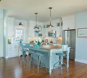 beach theme kitchen decor decoseecom With kitchen colors with white cabinets with beach themed wall art