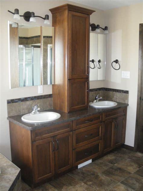 Bathroom Sinks And Cabinets Ideas by Sink Vanity With Storage Tower Bathroom Vanity