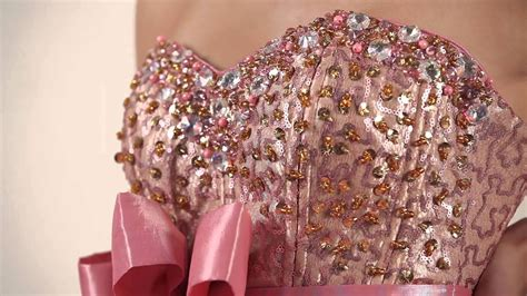 Quinceanera Dress Bella Sera Pale Pink/gold.