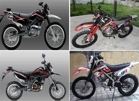 rent motocross bike bali motorbike rental enduro kawasaki klx 150 and 250
