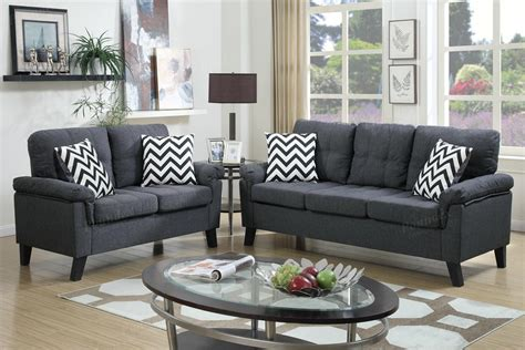gray sofa and loveseat set grey fabric sofa and loveseat set steal a sofa furniture