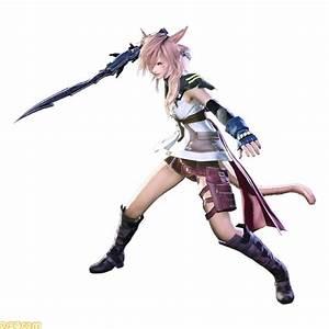 Final Fantasy XIV - Lightning Arrives in November - Final ...