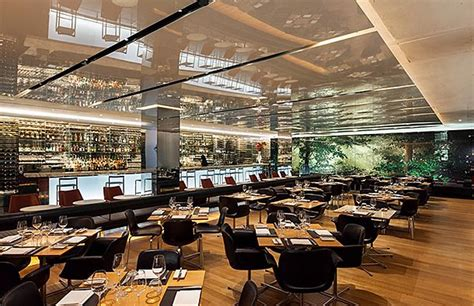 the modern moma restaurants caf 233 s new york city interior design restaurant