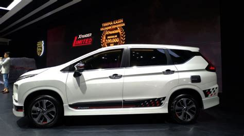 Mitsubishi Xpander Limited Hd Picture by Mitsubishi Xpander Limited Edition Meluncur Di Iims 2019