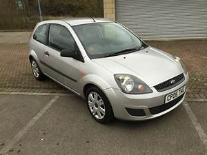 2006 Ford Fiesta 1 2 Style Climate 3 Door Silver Ideal