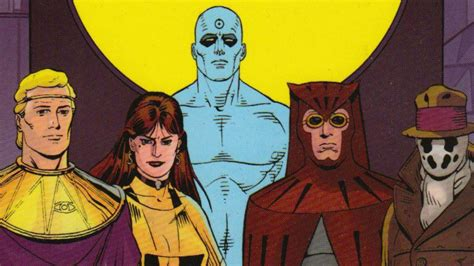 10 Fascinating Facts About Watchmen Mental Floss