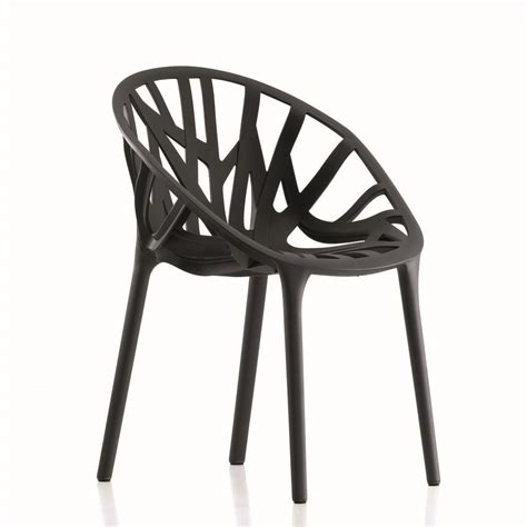 chaise bouroullec vegetal chair by ronan erwan bouroullec for vitra