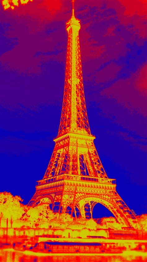 Aesthetic Digital Phone Wallpaper by Aesthetic Phone Wallpaper Eiffel Tower By Ff3113 On