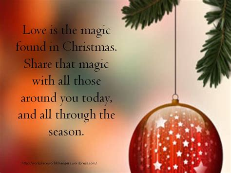 christmas quote workplace worldchangers