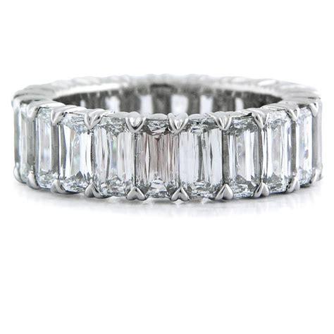8 07ct christopher designs diamond platinum eternity