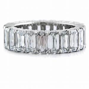 807ct christopher designs diamond platinum eternity for Eternity wedding ring