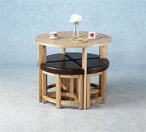 Dining table dining tables for small spaces for Table and chairs for small spaces