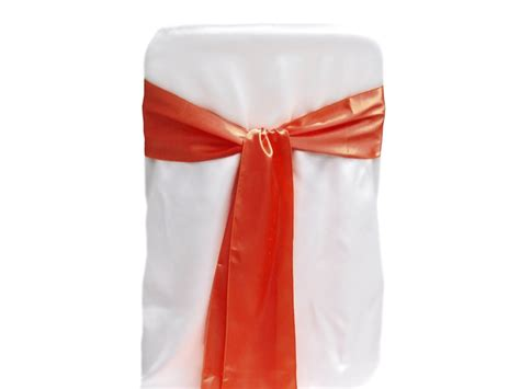 125 satin chair sashes bows ties wedding reception