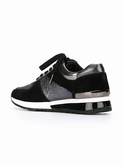 Sneakers Kors Michael Panelled Shoes Lyst