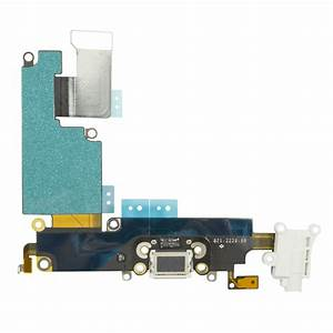 Apple Charge Port Flex Cable For Iphone 6 Plus