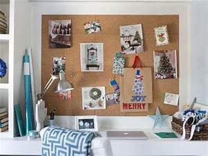 Wall Organization Ideas for a Home Office DIY