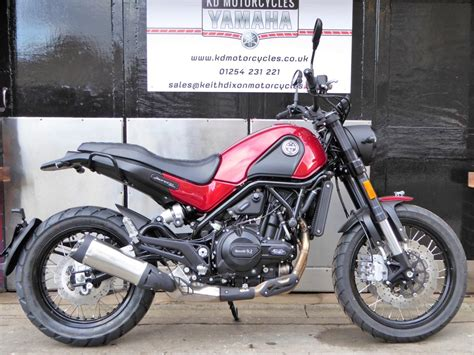 Benelli Leoncino Modification by Kd Motorcycles Used Models