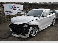 BMW 1 Series breaking for used BMW Parts & Spares