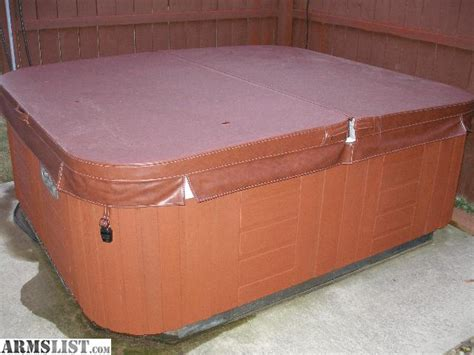 Hotspring Tub For Sale by Armslist For Sale Trade Hotspring 4 6 Person Tub
