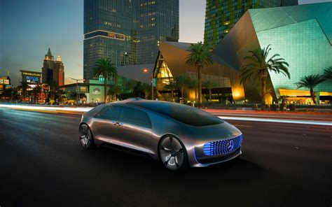 2015 Mercedes Benz F 015 Luxury Car Hd Wallpaper