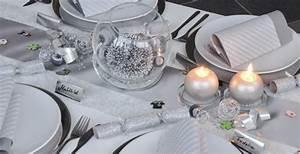 Tischdeko Shop De : tischdekoration silvestertraum in silber tischdeko ~ Watch28wear.com Haus und Dekorationen